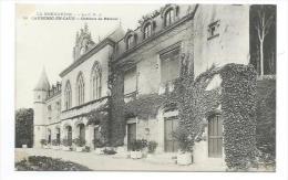 76/ SEINE MARITIME... CAUDEBEC En CAUX. Château De Rétival - Caudebec-en-Caux