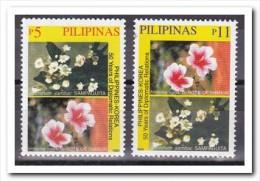 Philipijnen 1999, Postfris MNH, Flowers - Philippines