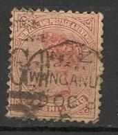 Timbres - 0céanie - Nouvelle Zélande -1882 - 1 Sh - - Used Stamps
