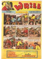 WRILL N°159 Du15 Juillet 1948 4 ème Année Le Coffret De Cuir Hebdomadaire Des Jeunes - Magazines Et Périodiques