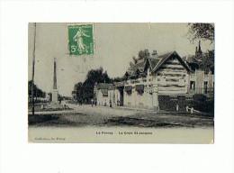 CPA 78 LE PERRAY La Croix St Jacques - Le Perray En Yvelines