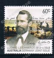 R1783 Australia 2013 With The German Explorer Leichhardt MediaTek 1 New 0312 - 2010-... Elizabeth II