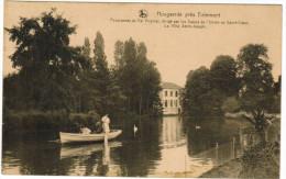 Hougarde Prèe Tirlemont, Pensionnat De Val Virginal, Dirigé Par Les Soeurs De L'union Du Sacré Coeur (pk21437) - Hoegaarden