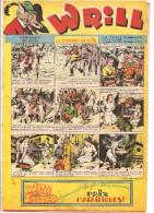 WRILL N°155 Du 17 Juin 1948 3 ème Année Le Coffret De Cuir Hebdomadaire Des Jeunes - Magazines Et Périodiques