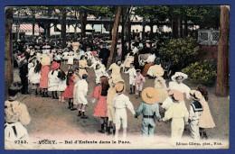 03 VICHY Bal D'enfants Dans Le Parc - Animée - Colorisée - Vichy