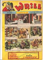 WRILL N°153 Du 3 Juin 1948 3 ème Année Le Coffret De Cuir Hebdomadaire Des Jeunes - Magazines Et Périodiques