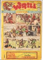 WRILL N°152 Du 27 Mai 1948 3 ème Année Le Coffret De Cuir Hebdomadaire Des Jeunes - Magazines Et Périodiques
