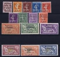 Alaouites Yv 1 - 15 MH/*  Avec Charnière - Alaouites (1923-1930)