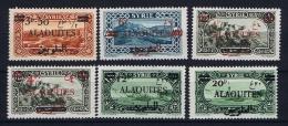 Alaouites Yv  35 - 40 MH/*  Avec Charnière - Alaouites (1923-1930)