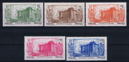 COTE D´IVOIRE  Yv  Nr 146 - 150 MH/* Avec Charniere  1939 - Ivoorkust (1892-1944)