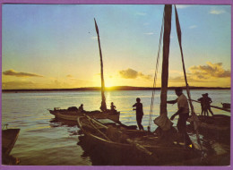 NATAL - Rio Potengi Retorno Das Jangadas Ao Por Do Sol - Natal