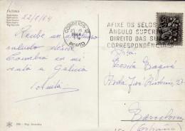 2855  Postal Portugal Porto 1964 - 1910-... República