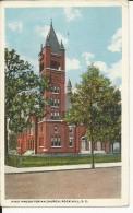 Carte Postale  Etats Unis  : First Presbyterian Church , Rock Hill S.C - Rock Hill