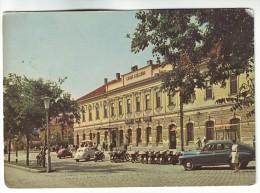 CP350 Hungary Békéscsaba Hotel Csaba Old Car - Hoteles & Restaurantes