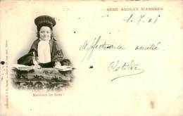 Belle Carte  - Bébé Avocat D ´assises ,   Messieurs Les Jurés         P386 - Scènes & Paysages