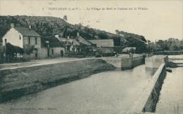 35 GUICHEN PONT REAN / Le Village Du Boël Et Ecluse Sur La Vilaine / - Frankreich