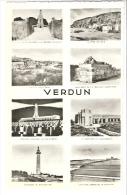 Verdun (Meuse)-Guerre 1914-1918-Multivues - Verdun