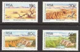 Suid-Afrika / South Africa 1989 : Mi. 771/774 ** - Bewässerung / Irrigation . .  S1306 - Zuid-Afrika (1961-...)