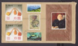 China  Registered Letter Stamps Marked On 13-2-2007 - 1949 - ... Repubblica Popolare