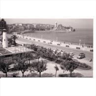 ASTRATP2912-LFTD7200.Tarjeta Postal De ASTURIAS.Edificios Y Mar,paseo Maritimo..JARDINES DEL CLUB NAUTICO DE GIJON - Asturias (Oviedo)