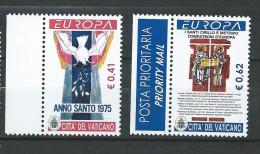 Vatican 2003 EUROPA Stamps - Poster Art.MNH - Vatican