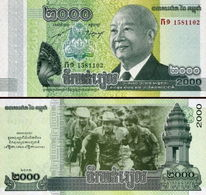 MAYA YUCATANIA YUCATA  UNC 2000 MIL SOLES DE ORO 2012/2013 NEW POLYMER - Billets