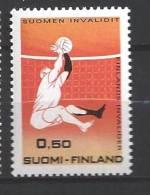 Finlande 1970 N°641 Sport Pour Invalides