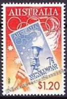 Australie - Australia 1999 Yvert 1736, Olympic Torch- MNH - 1990-99 Elizabeth II