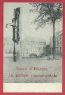 Leuze Esthétique - La Pompe Monumentale ( Voir Verso ) - Leuze-en-Hainaut