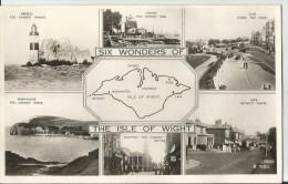 THE ISLE OF WIGHT - SIX WONDERS - Angleterre