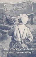 Monnaie - Quinze Francs Bon De Poste - Militaria Baïonnette - Monete (rappresentazioni)