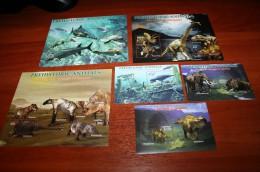 Prehistoric Dinosaur  2005 Liberia - Stamps