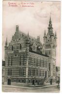 Temse, Temsche Gemeentehuis Tamise, Hôtel De Ville (pk21449) - Temse