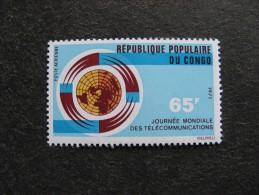 A). Congo: TB  PA N° 117, Neuf XX. - Congo - Brazzaville