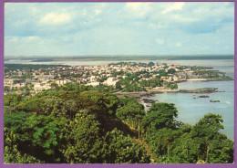 GUYANE FRANCAISE CAYENNE La Ville De CAYENNE Vue De L'Hôtel Du Montabo - Cayenne