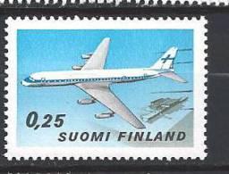 Finlande 1970 N°632 Aviation Finnoise
