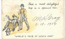 WOLRD S FAIR ST LOUIS 1904 - Etats-Unis