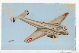 L. E. O. 45 . COLLECTION AVIAZUR - Réf. N°11052 - - Avions