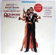 Disque Vinyle 33T JAMES BOND -  OCTOPUSSY (2) - AMLX 64967- 1983 - Disques & CD