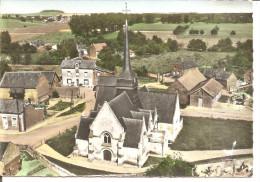 NOUVION LE COMTE    Vue Aérienne   No 3 - France
