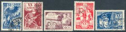 Russia, USSR, 1938/9, 20th Anniversary Of The Komsomol (Youth Communists Union) - 1923-1991 USSR