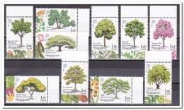 Singapore 2010, Postfris MNH, Trees - Singapore (1959-...)