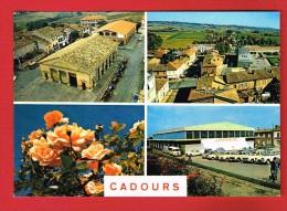 Haute Garonne - CADOURS - Vues... Multi-Vues ... - France
