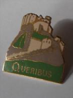 Queribus Chateau Aude - Villes