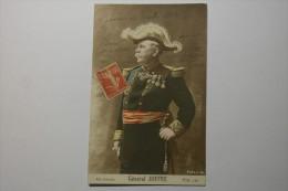 CPA Général Joffre 1914 - JU05 - Guerra 1914-18