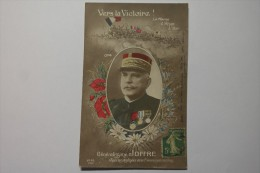 CPA Vers La Victoire Généralissime Joffre à Qui Les Destinées De La France Sont Confiées - JU05 - Guerra 1914-18