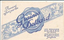 BU 1364 - BUVARD     GRAINES DELBARD - Agriculture