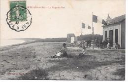 ILE DE RE - LES PORTES - La Plage Du Fier - Ile De Ré