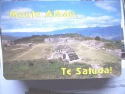 Mexico Monte Alban - Mexico