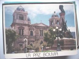 Bolivia La Paz Catedral Mayor - Bolivië